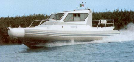 Motoryacht SUPERBLY 36 PROFESSIONAL
