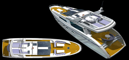 MARCHI 72 - click to have more informations about this boat.