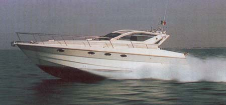MARCHI 42 OPEN - click to have more informations about this boat.